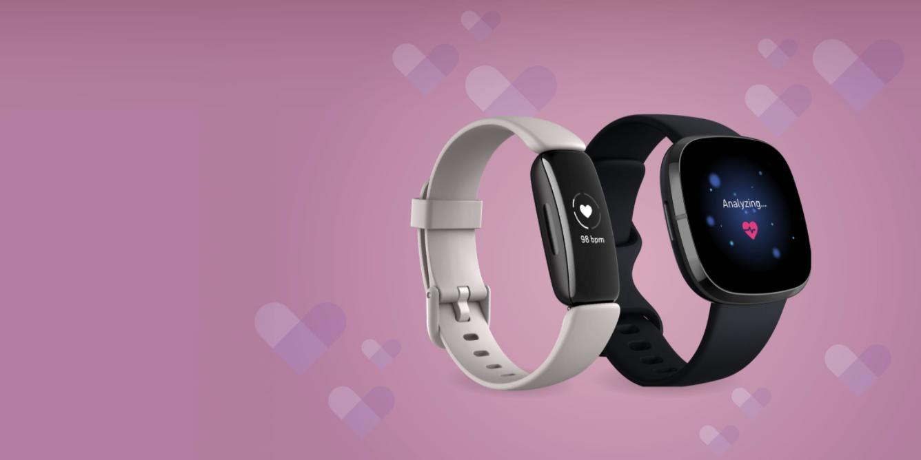 Fitbit Valentines Sale 2021