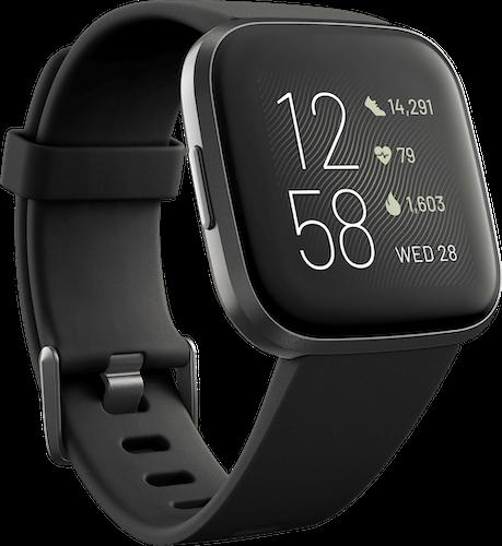 Fitbit Versa 2 Black
