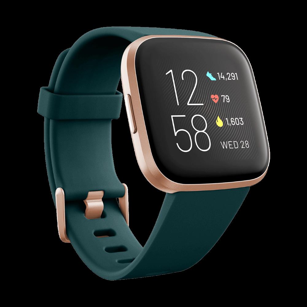 Fitbit Versa 2 Emerald