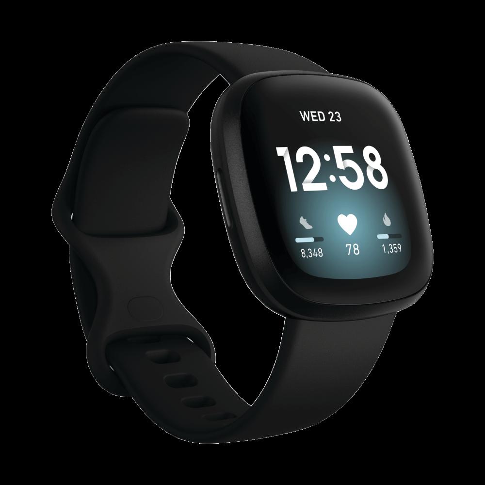 Fitbit Versa 3 Black